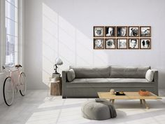 Andersen, sofa and sofa bed Milano Bedding Home And Living, Living Room, Spring Home, Double Beds, Couch, Sofa Beds, Seat Cushions, Space Saving, Sofas