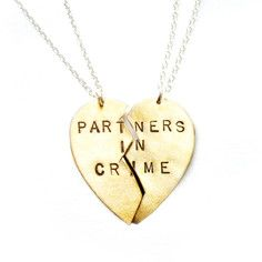Partners in Crime, $84, now featured on Fab.