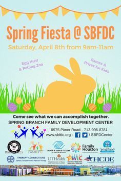 Spring Fiesta @ Spring Branch Family Development Center