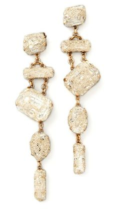 Erickson Beamon Smoke & Mirrors Earrings http://rstyle.me/n/7wqnr9te