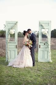 wedding backdrop with doors - Google Search