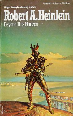 Beyond This Horizon by Robert A. Heinlein (Panther:1975)