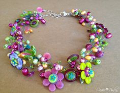 Necklace by Cassie Donlen