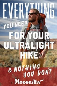 If you're anything like me, then you love the outdoors and want to maximize the enjoyment of every second in the backcountry. If you're exactly like me, you're currently watching a Magnum P.I. marathon while typing an article on ultralight backpacking. Check out everything you need to know for your next ultralight hike, then get out there.