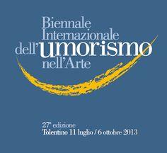 """La 27^ Biennale Internazionale dell'Umorismo nell'arte, che si svolgerà a Tolentino, nelle Marche, dall'11 luglio al 6 ottobre, ha indetto il """"Premio Internazionale Città di Tolentino"""", dedicato all'arte umoristica.  http://www.biennaleumorismo.it/"""