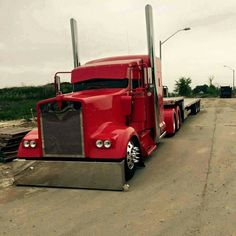 Kenworth K Whopper Large Car 18 Wheeler Big Rig Semi Truck Lowered Trucks, Heavy Duty Trucks, Heavy Truck, Custom Peterbilt, Peterbilt Trucks, Peterbilt 379, Show Trucks, Big Rig Trucks, Custom Big Rigs