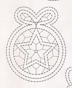 Bobbin Lace Patterns, Creative Embroidery, Needle Lace, Beaded Ornaments, Winter Cards, Christmas Themes, Origami, Diy Crafts, Crafty