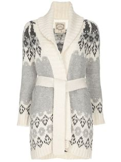 Wilfred Free Ethos Cardigan in Fair Isle Gradient | knitted ...