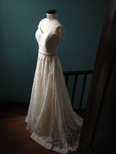 Last Wedding Dress Fitting 3 JULIE LONDON Wedding Dress From A