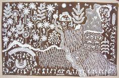 Addiwashi warli painting