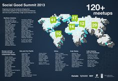 Find a Social Good Summit Meetup near you. #2030Now