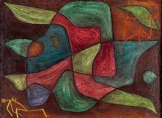 Paul Klee - Saint George and the Dragon - 1936