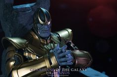 GUARDIANS OF THE GALAXY - THANOS (MMS280)
