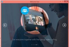 Skype 7.1 for Mac from this link