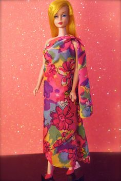 Vintage Barbie - Color Magic Barbie