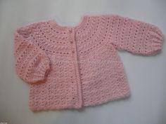 Patrones Gratis Crochet Para Tejer Chambritas Bebe And Post Pictures