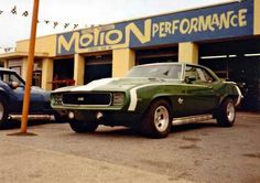 Baldwin Motion Performance --New York's serious muscle car dealer