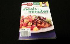 Betty Crocker Best Meals in Minutes 5 Ingredient Cookbook Paperback