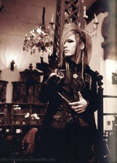 Uruha♡ . the GazettE