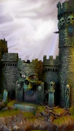 Castle Grayskull 28mm