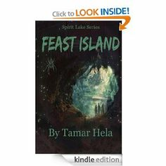 Feast Island by Tamar Hela is the winner of a 2014 book review by Jo Michaels!
