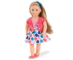 OUTFIT ONLY for our generation doll Bring on the Dotness   Our Generation Dolls