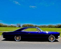 65 Chevy Impala........
