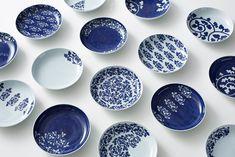 karakusa-play & ume-play collections by nendo for gen-emon porcelain kiln - designboom | architecture & design magazine