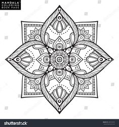stock-vector-flower-mandala-vintage-decorative-elements-oriental-pattern-vector-illustration-islam-arabic-489720493.jpg 1,500×1,600 pixels