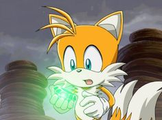 One of my favorite Tails pics ^_^