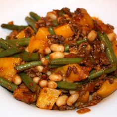 Meat Recipes, Recipies, Black Eyed Peas, Kung Pao Chicken, Low Carb, Favorite Recipes, Healthy, Ethnic Recipes, Beef Recipes