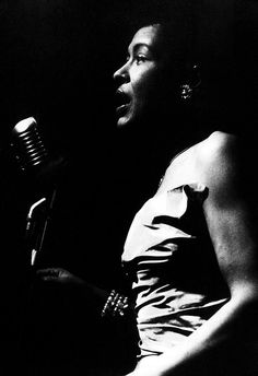 Billie Holiday Poster, chanteuse de Jazz iconique, Lady Day