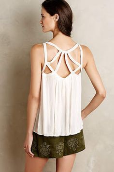 Love the back of this...New Today #anthrofave