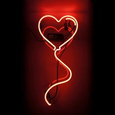 Heart Balloon Neon Sign, Oliver Gal