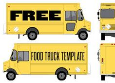 cool food truck designs - Google Search