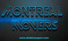 Visit this site http://dmbmoving.com/fr/ for more information on Montreal movers. There is no sense in wasting all your energy, efforts and money on a solo move when you can easily get helping hands with a little extra investment. Make your move quickly without any stress and strain with the support of Montreal movers and know their service so it would be useful for you when you move.follow us: http://www.ratemyarea.com/places/dmb-transport-moving--293450