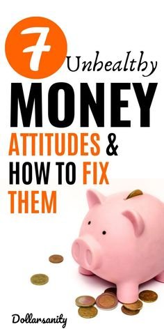Everyone has a complicated relationship with money, and our attitudes toward it have a major impact on our financial outlook. An unhealthy perspective, combined with poor spending and saving habits, make it difficult to move in the right direction. Make Quick Money, Make Money From Home, Earn More Money, Earn Money Online, Money Tips, Money Saving Tips, Money Hacks, Creating Passive Income, Complicated Relationship
