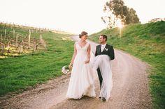 Golding Winery Adelaide Hills Wedding Photographer | Lucinda May Photography