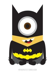 The Despicable Me Minion Batman iPhone cases by Smile Creation are very durable and long lasting. Protect your iPhone with Despicable Me Minion Batman case! Spiderman, Batman Minion, Im Batman, My Minion, Batman Superhero, Minion Craft, Minion Avengers, Superhero Emblems, Minion Stuff