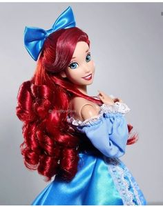Barbie Ariel the little mermaid