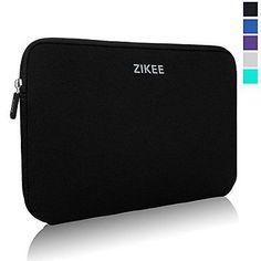 Zikee Laptop Sleeve 17 17.3 inch Neoprene Water resistant Notebook Computer B...