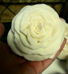 Princess rose cupcake  Www.facebook.com/chaddyscakes