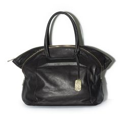 NATALIE ROUND SATCHEL BLACK -   VINCE CAMUTO HANDBAGS ARE BEAUTIFUL!!! THIS HANDBAG IS GORGEOUS INSIDE AND OUT!!!