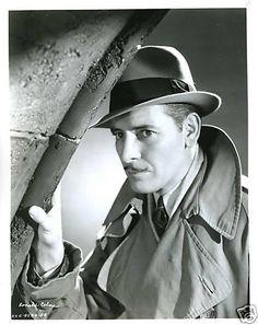 Ronald Colman Gentleman Of The Cinema Ronald Colman, British Actors, American Actors, Male Movie Stars, Tough Guy, Silent Film, Classic Movies, Famous Faces, Actors & Actresses