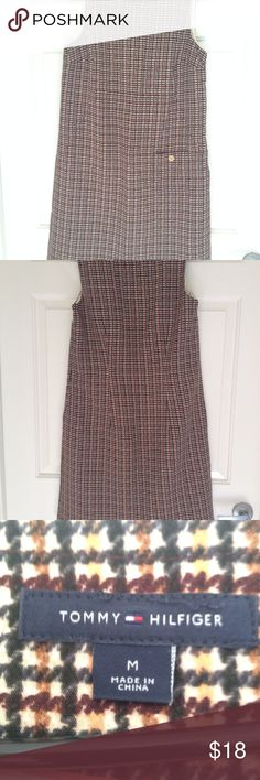 Tommy Hilfiger Dress Very beautiful plaid Tommy Hilfiger dress Tommy Hilfiger Dresses