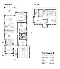 The Hayworth - Double Storey Designs | Broadway Homes