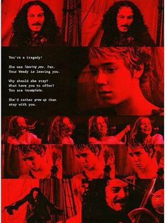 Can see how brokenhearted he was in this scene...:( #Peterpan #JeremySumpter << no you're killing me. No please stop just NO