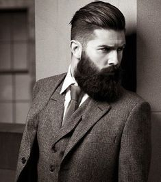 Beard quotes: Top 60 Best Funny Beard Memes - Bearded Humor And Quotes. Mens Hairstyles With Beard, Hair And Beard Styles, Haircuts For Men, Hair Styles, Men's Hairstyles, Long Haircuts, Great Beards, Awesome Beards, Barba Sexy