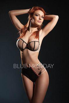 Emily London Escort - Blue Monday of London