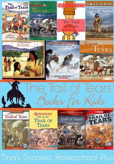 Books About the Trail of Tears